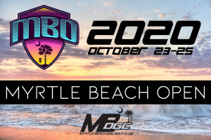 2020 MYRTLE BEACH OPEN Presented by GRIP EQ graphic