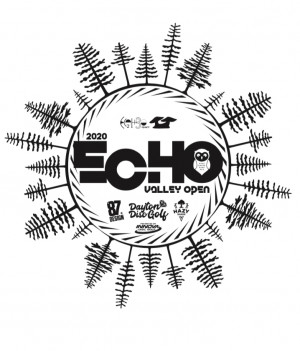 Echo Valley Open Presented by Innova Champion Discs graphic