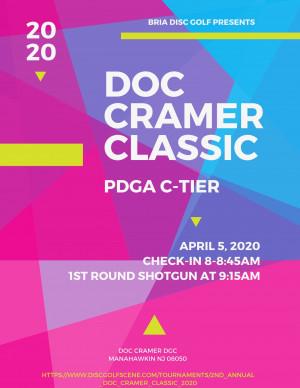 2nd Annual Doc Cramer Classic graphic