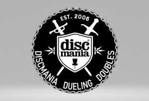 Discmania Dueling Doubles graphic