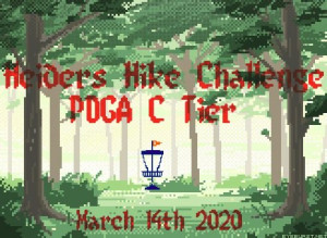 Heiders Hike Challenge 2020 graphic