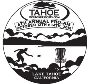 Tahoe Mountain Sports 6th Annual Pro/Am Disc Golf Tournament graphic
