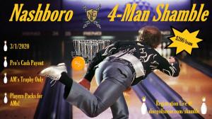Nashboro 4-Man Shamble III Powered by Prodigy graphic