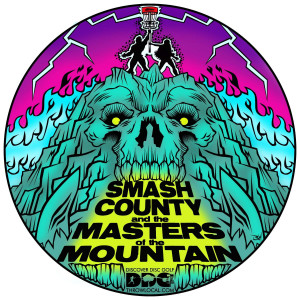 Smash County and the Masters of the Mountain graphic