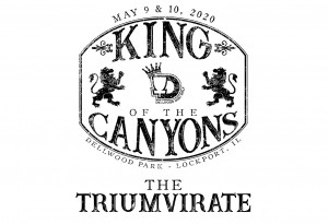 King of The Canyons 3: The Triumvirate graphic