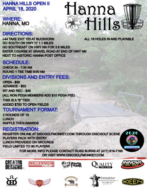Hanna Hills II graphic