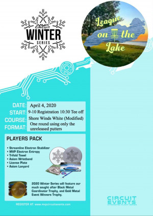 Winter on the Lake graphic