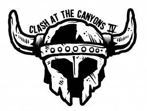 Clash at The Canyons IV graphic