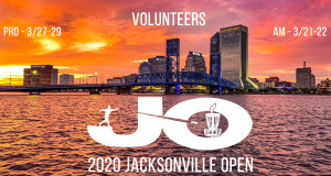 2020 Jacksonville Open - Volunteers graphic