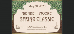 Wendell Moore Spring Classic-Powered by Prodigy graphic