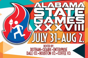 Alabama State Games graphic