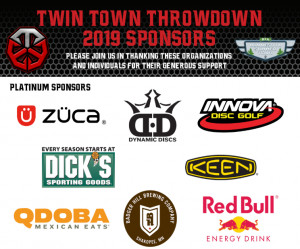 TWIN TOWN THROWDOWN graphic