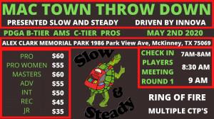 2nd Annual Mac Town Throw Down graphic