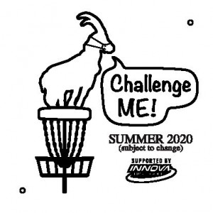 DGPT Silver Series: The Challenge @ Goat Hill Park - Presented by Innova (MPO/FPO only) graphic