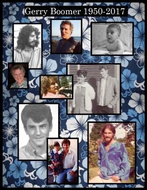 Gerry Boomer Memorial graphic