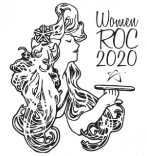 Women Roc Disc Golf Open 2020 - Powered By Prodigy graphic