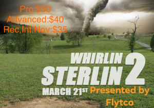 Whirlin Sterlin #2 Presented by Flytco graphic