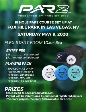 Fox Hill Park PAR2 Event graphic