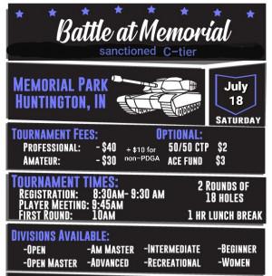 Battle at Memorial 3 graphic