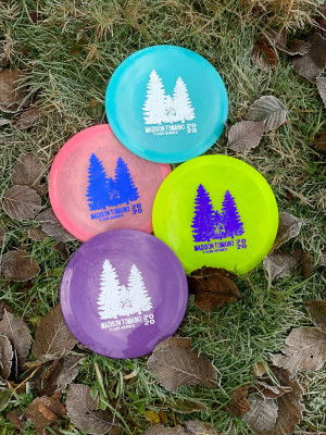 Chucking at Cane Ridge Powered by Prodigy Disc graphic