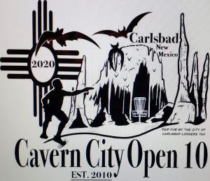Cavern City Open 10 graphic