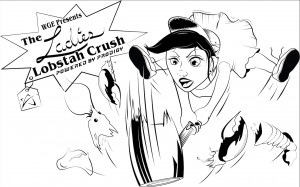 WGE Presents the Ladies Lobstah Crush - Powered by Prodigy graphic