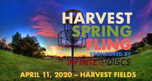 Harvest Spring Fling, Sponsored by Infinite Discs graphic