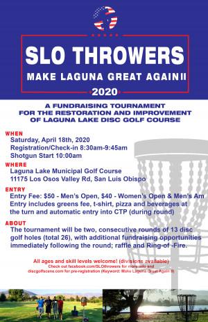 Make Laguna Great Again II graphic