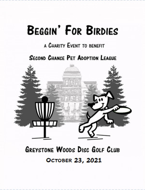 Beggin' For Birdies graphic