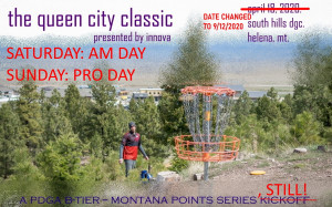 The Queen City Classic presented by Innova--Amateur Day graphic