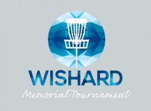 8th Annual Wishard Memorial Disc Golf Tournament graphic
