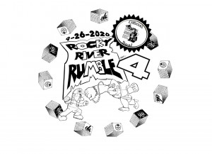 Rocky River Rumble 4 Sponsored by Dynamic Discs graphic