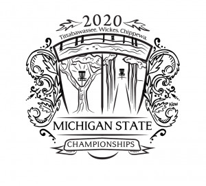 Michigan Professional State Championships Sponsored by Dynamic Discs graphic