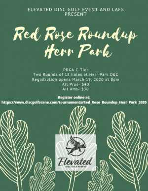 Red Rose Roundup - Herr Park graphic