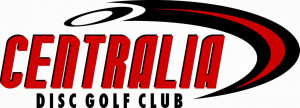Centralia Disc Golf Club Bag Tag graphic