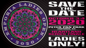 2nd Annual Emporia Ladies Open presented by Dynamic Discs graphic