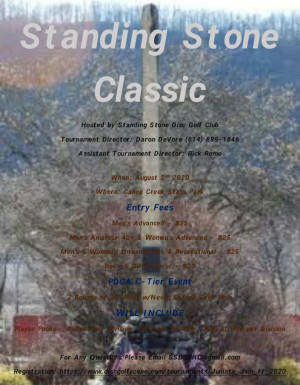 Standing Stone Classic graphic