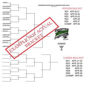 MAY 2020 Riverview Bracket Shootout (Bandito Matchplay Singles) graphic