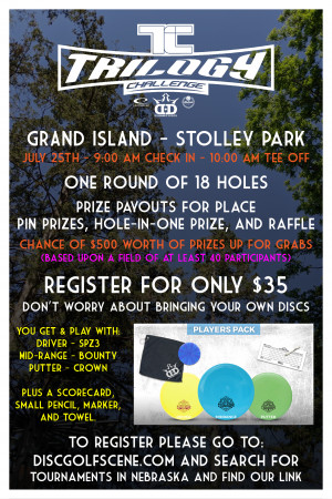 Trilogy Challenge - Grand Island graphic