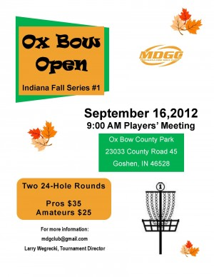 Ox Bow Open IFS#1 graphic