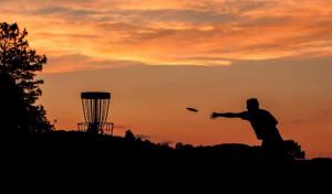 7th Annual Dominic Hooper Memorial Disc Golf Tournament graphic