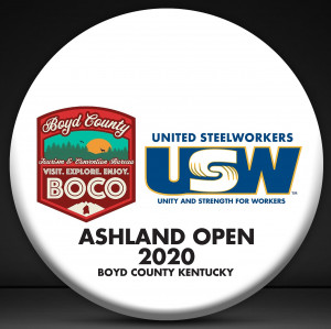 Ashland Open Sponsored By Dynamic Discs graphic