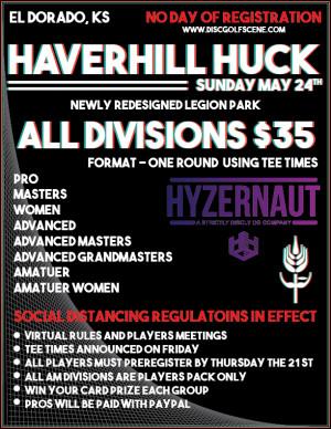 Haverhill Huck graphic
