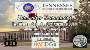 Tennessee School for the Blind Fundraiser @ Two Rivers graphic