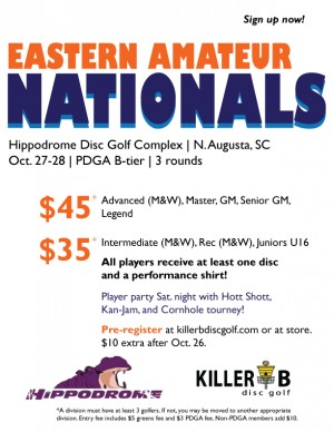 Eastern Amateur Nationals graphic