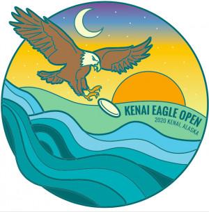 Kenai Eagle Open Driven by Innova graphic