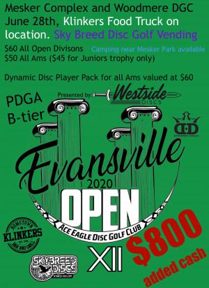 Evansville Open XIII graphic