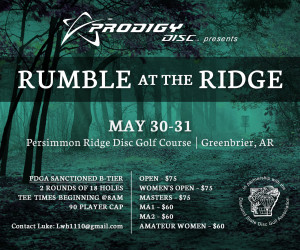 Prodigy Presents Rumble at the Ridge graphic