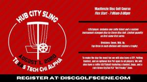 HUB City Sling graphic