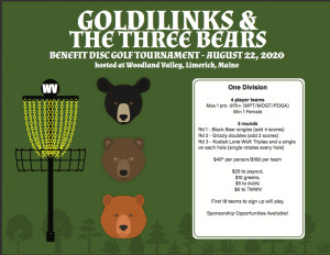 Goldilinks and the Three Bears graphic